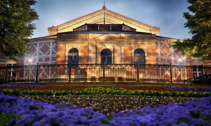 El Teatro de Ópera de Bayreuth es la sede del evento.