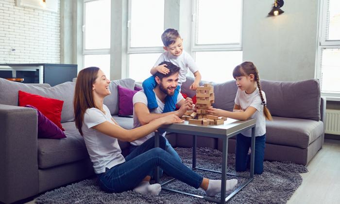 Organicemos actividades para desarrollarlas con los niños y mantenerlos entretenidos.