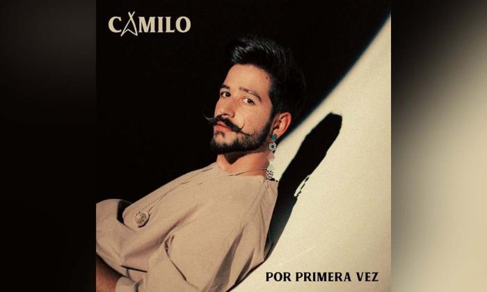 Camilo lanza 'Por primera vez', su nuevo álbum en cuarentena