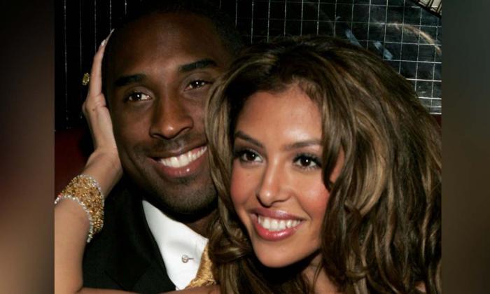 Vanessa Bryant recuerda a Kobe en el décimo noveno aniversario de su boda