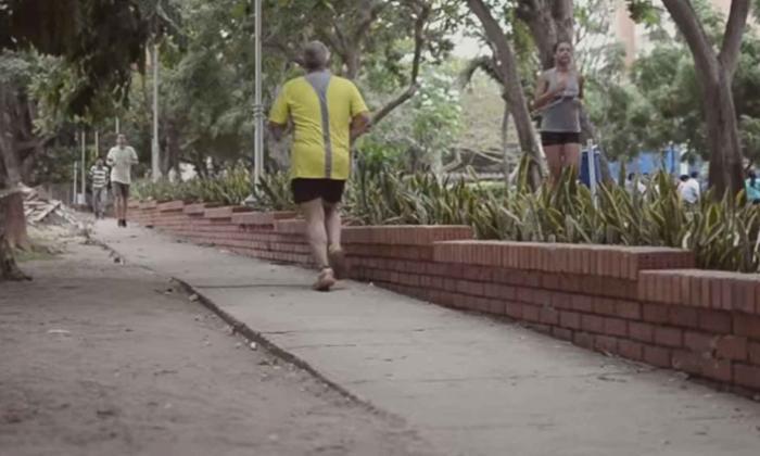 En video   Así podrá salir a hacer deporte al aire libre