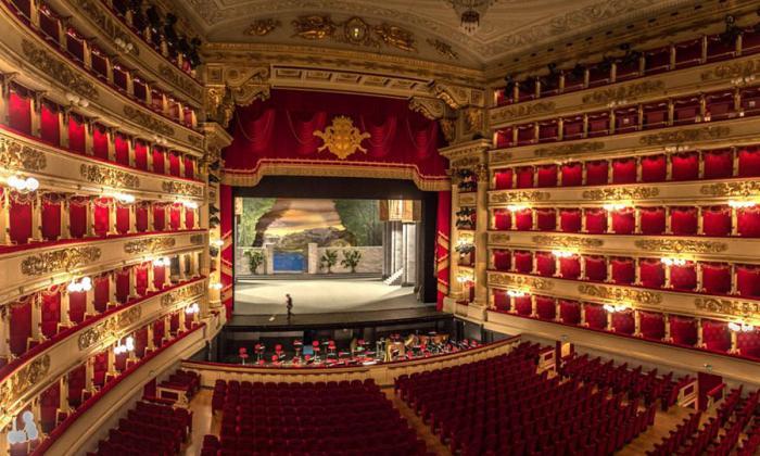 La Scala de Milán, en el salón de casa por obra de Google