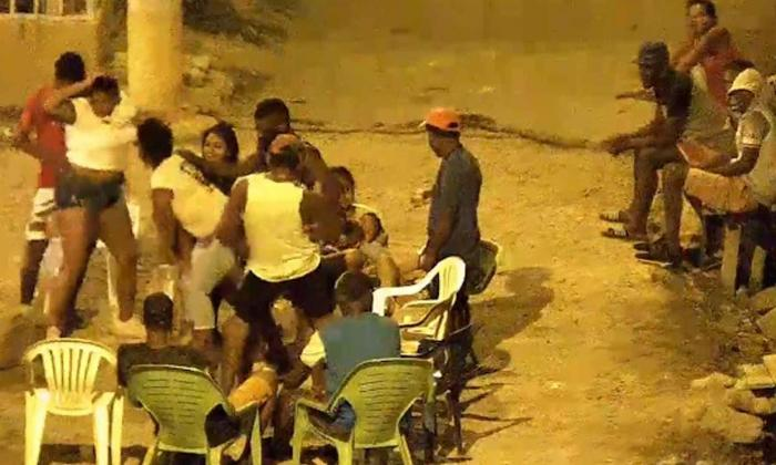 Aumenta la indisciplina social en Cartagena: 600 fiestas y 720 riñas