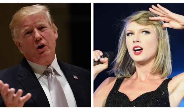 """Taylor Swift acusa a Trump de agitar el racismo: """"Te echaremos en noviembre"""""""