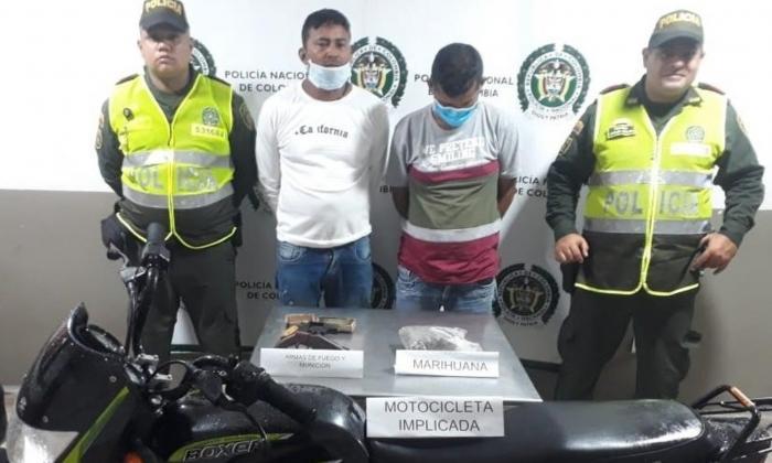 Detienen a dos hombres por homicidio de niña en Sabanalarga