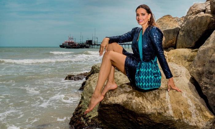 Mochilas wayuu, el reto en Europa de Rossana Redondo