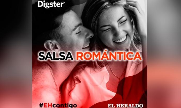 #EHContigo   El romance de la salsa