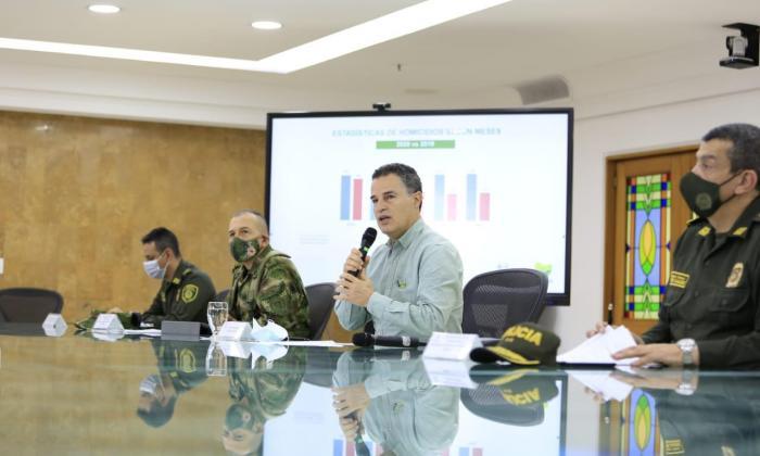 Fiscalía ordena captura del gobernador de Antioquia, Aníbal Gaviria