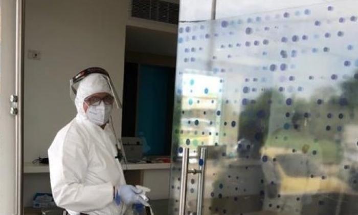 Reportan agresión en la sala de Urgencias de una clínica en Montería