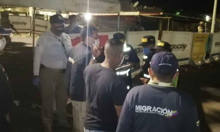 Militar venezolano fue expulsado del país por diez años: Migración Colombia