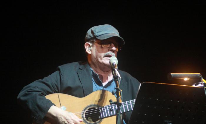 Silvio Rodríguez lanza nuevo álbum dedicado a amigos como Aute