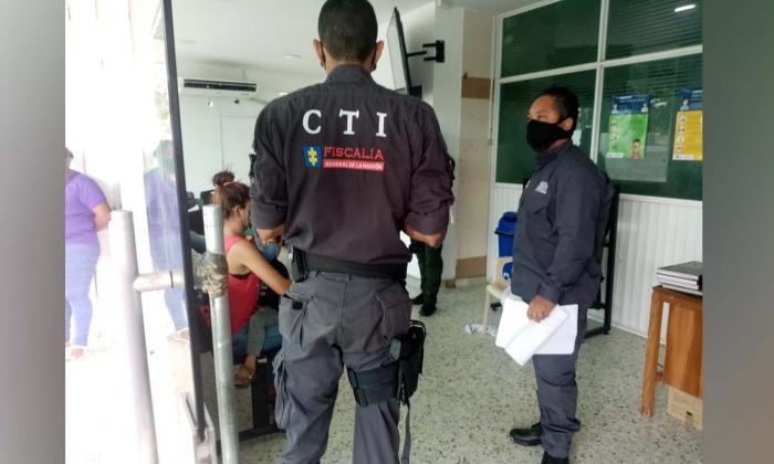 Diez capturados por venta de estupefacientes en Riohacha