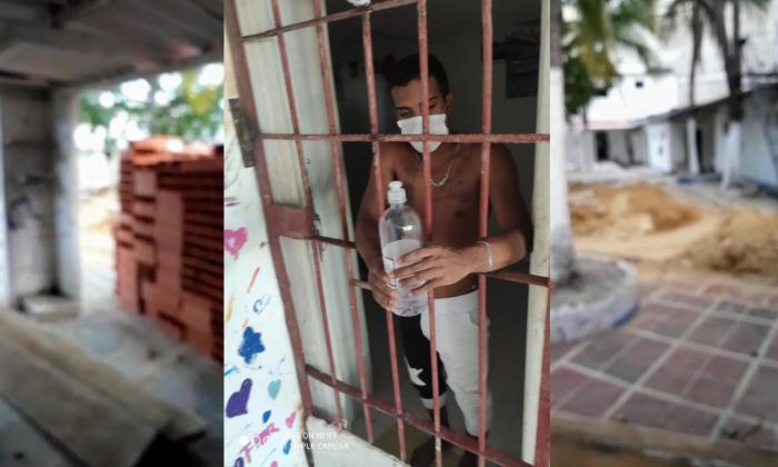 Piden revisar condiciones de preso con COVID-19 en Cárcel Modelo