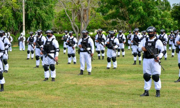 Toque de queda, ley seca y patrullajes en Barranquilla y el Atlántico