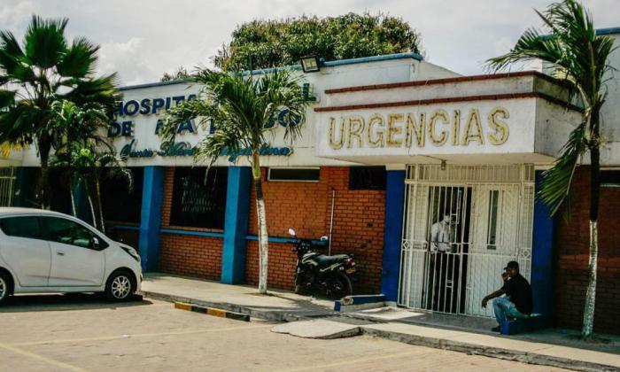 La víctima fue llevada al Hospital Local del municipio.