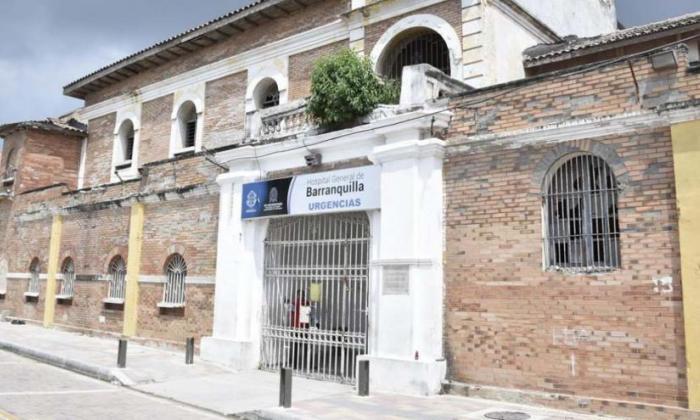 La víctima falleció en el Hospital General Barranquilla.