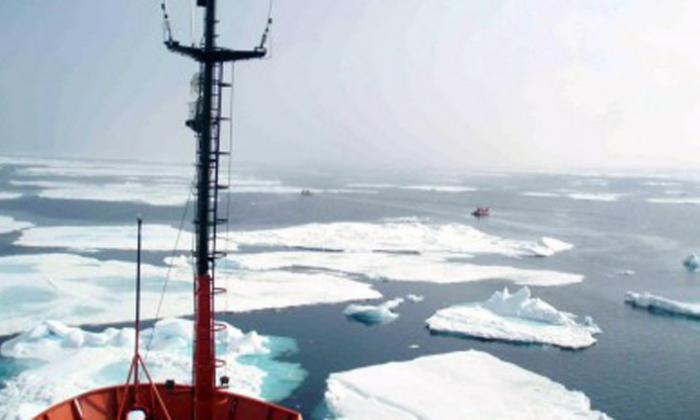 La OMM investiga preocupantes máximos históricos de temperatura en el Ártico