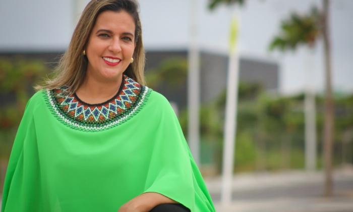 Designan a Diana Acosta como nueva gerente (e) de Telecaribe