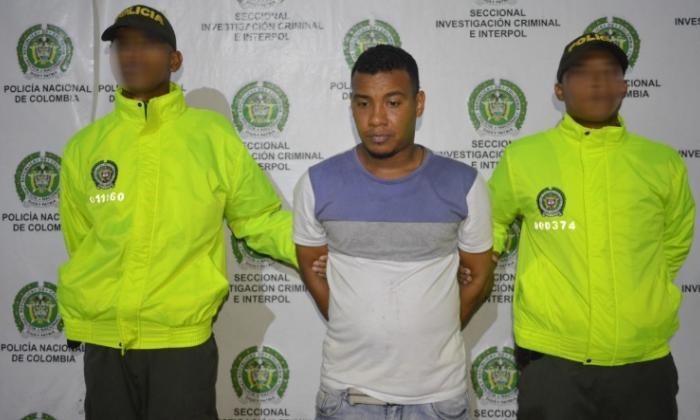 Oswaldo Moreno Castro, condenado por triple feminicidio en Cartagena.