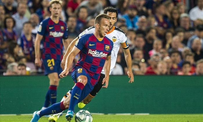 El Barcelona traspasa a Arthur a la Juventus por 72 millones de euros