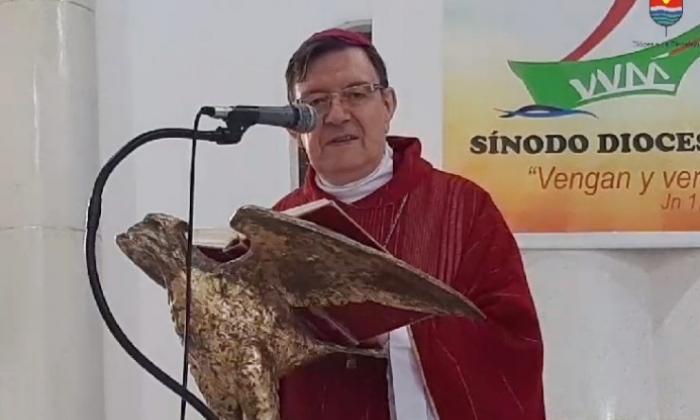 Obispo en Sucre pide a Pedro y Pablo interceder para que acabe la pandemia