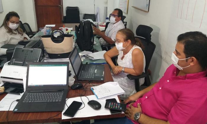 Crean puestos de mando virtuales para seguimiento a COVID-19 en Cesar