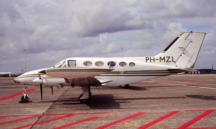 Avioneta sufre accidente cuando aterrizaba en aeropuerto de Santa Marta
