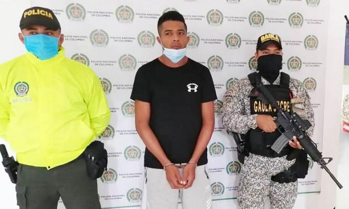 Recapturaron a el 'Valenciano' del Clan del Golfo en Sucre