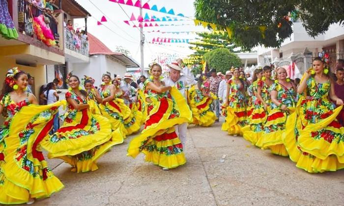 El 'Encuentro Cultural La Pollera Colorá' en Sincé, será virtual