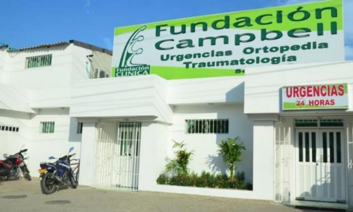 El herido fue trasladado inicialmente a la Clínica Campbell de Malambo.