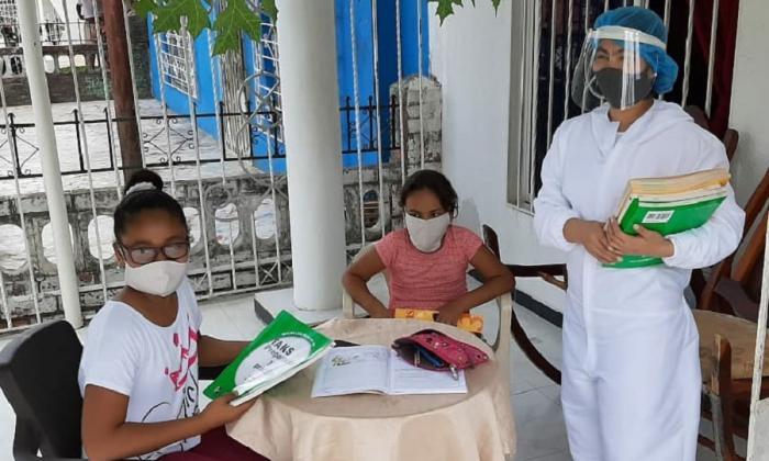 210.000 estudiantes beneficiados con educación a distancia en Barranquilla