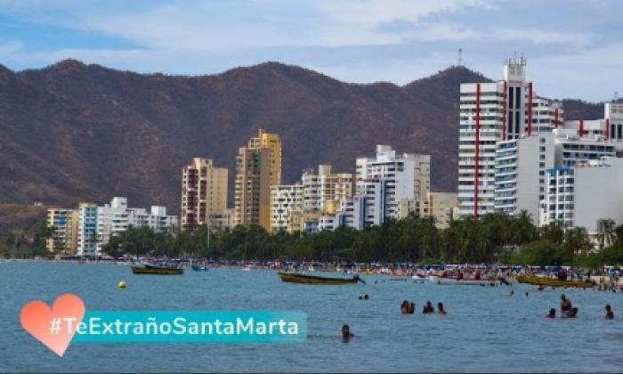 El Rodadero será piloto para reapertura de playas samarias