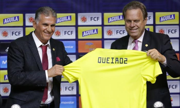 Jesurun descarta disputa de la Eliminatoria Sudamericana en Europa