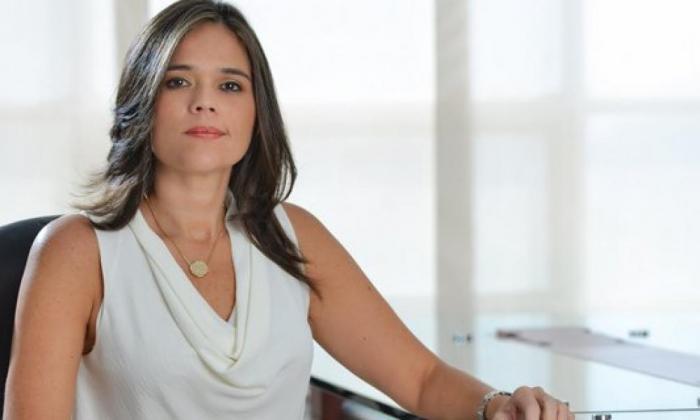 María Teresa Fernández, secretaria de cultura del distrito.