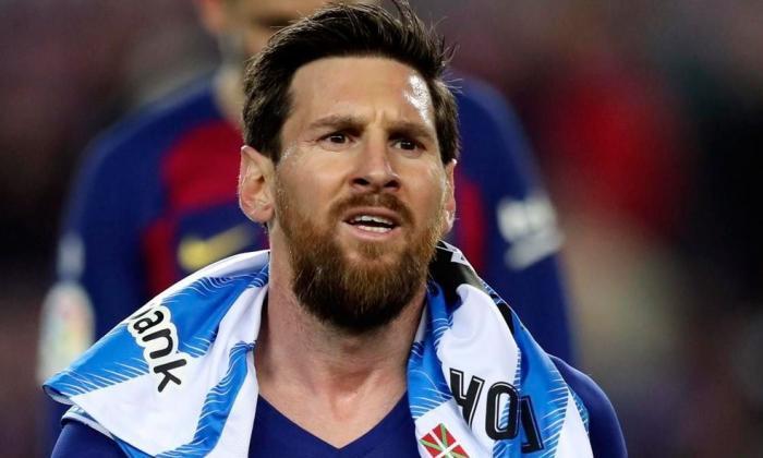 """Marotta, sobre Messi: """"Hoy en día ningún club italiano puede ficharle"""""""