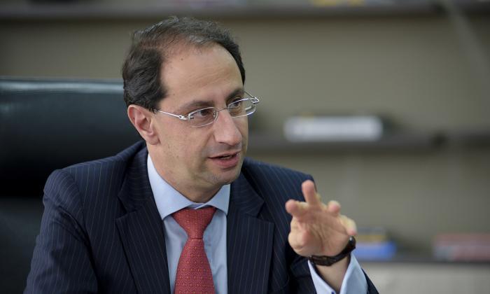 El ministro de Comercio, Industria y Turismo, José Manuel Restrepo.