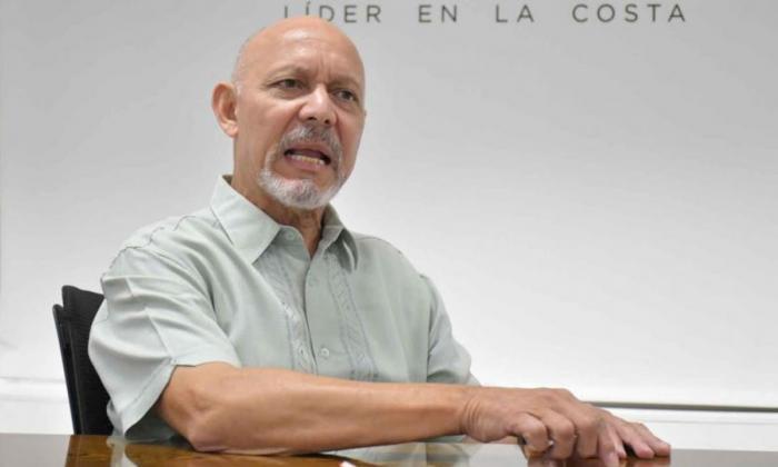 """Es Barranquilla o Bogotá, dos ciudades no sería serio"": Armando Segovia"