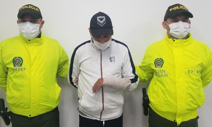 Recapturan a preso que se fugó de la Clínica del Prado