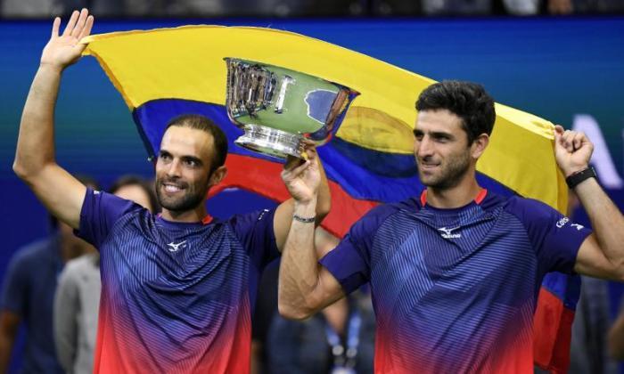 Farah y Cabal esperan revalidar el título del US Open alcanzado en 2019.