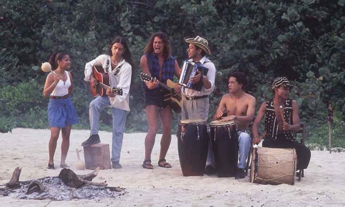 """""""Con 'La tierra del olvido' mostré al mundo una nueva manera de hacer música"""""""