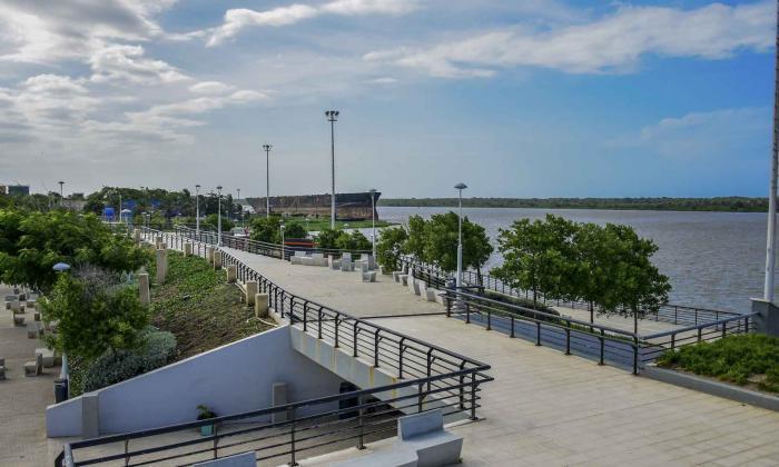 Distrito habilita el 30% de la capacidad del Gran Malecón