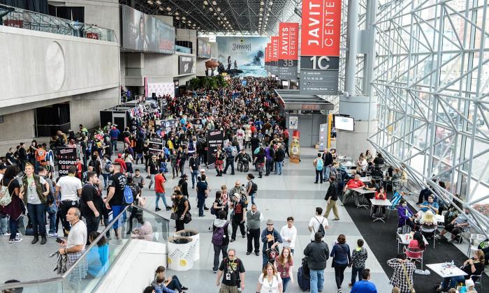 La Comic Con de Nueva York cambia su edición de 2020 por una versión en línea