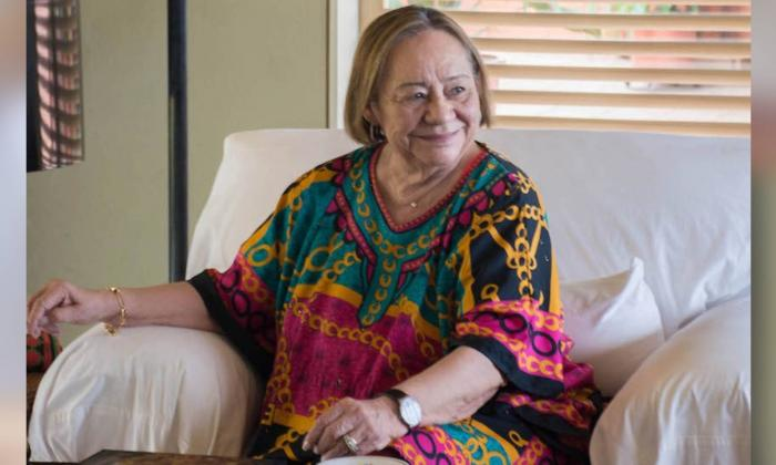 En video | Homenaje póstumo a Mercedes Barcha