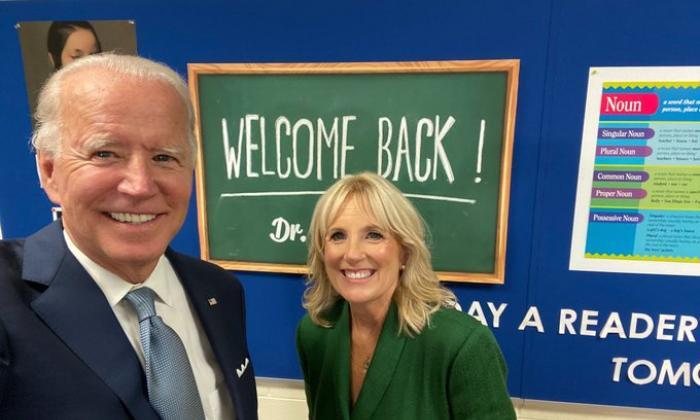 Joe Biden, confirmado por demócratas como candidato a la Presidencia de EEUU