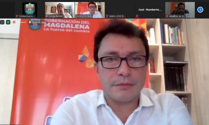 Caicedo garantiza medidas de bioseguridad en elecciones atípicas en San Zenón