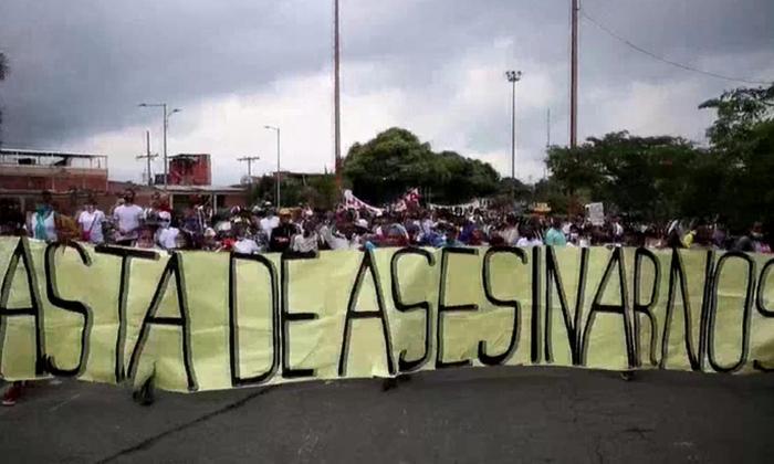 Masacres evidencian el recrudecimiento del conflicto en Colombia