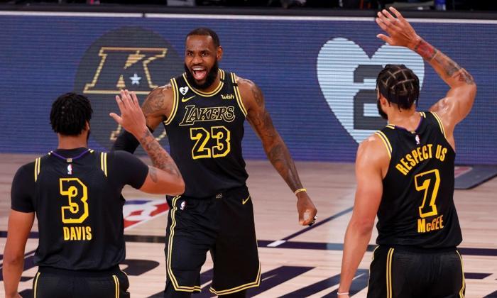 Barrida de Heat; exhibiciones de Bucks y Lakers; Thunder empatan serie