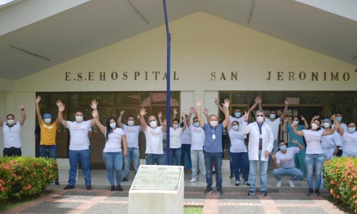 Tras cien días, culminó la primera fase de la Misión Médica en Córdoba