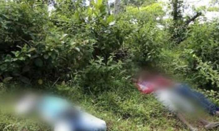 Tres personas fueron asesinadas en Andes, Antioquia