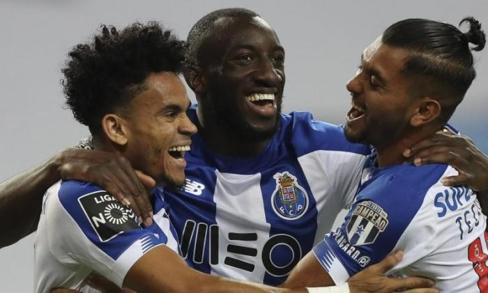 Luis Díaz anotó en el primer amistoso de pretemporada del FC Porto